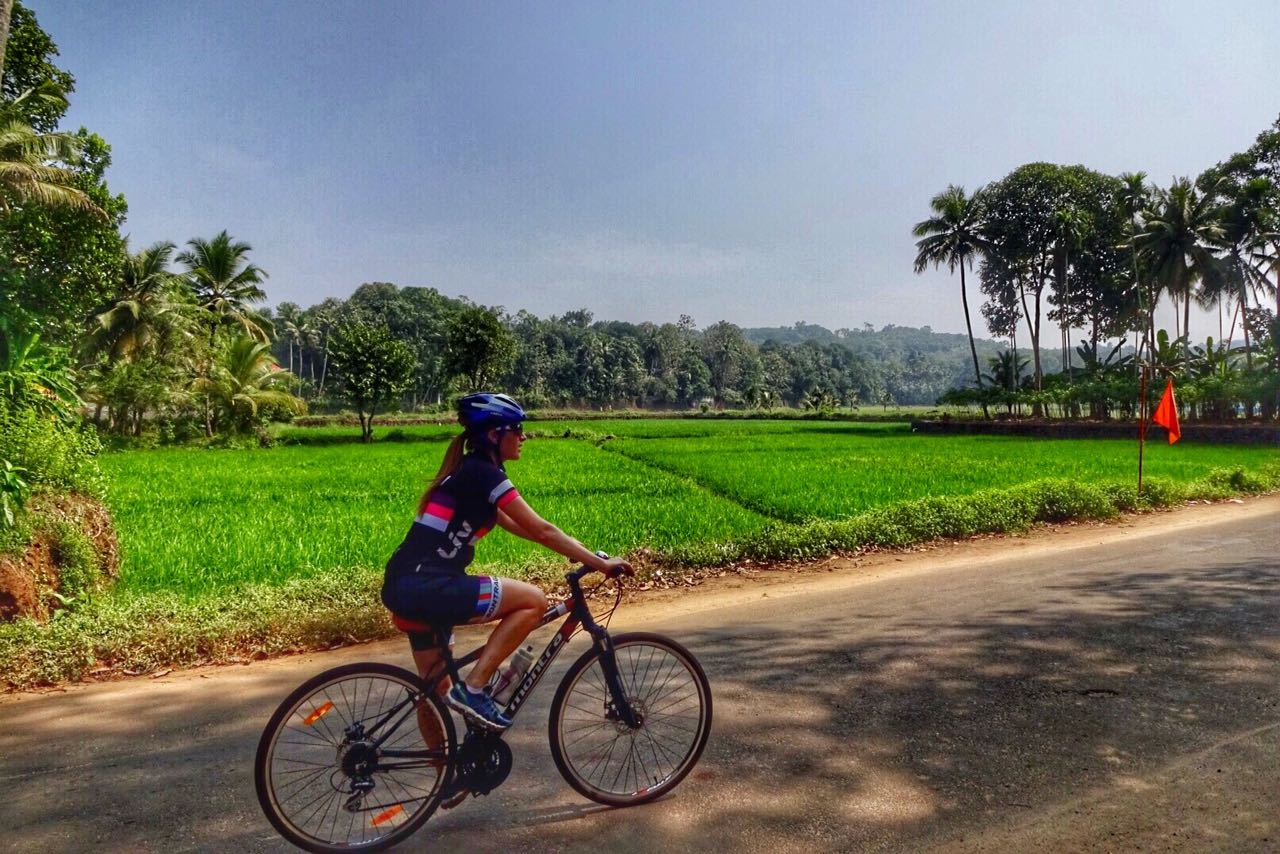 A Cycling Adventure in India