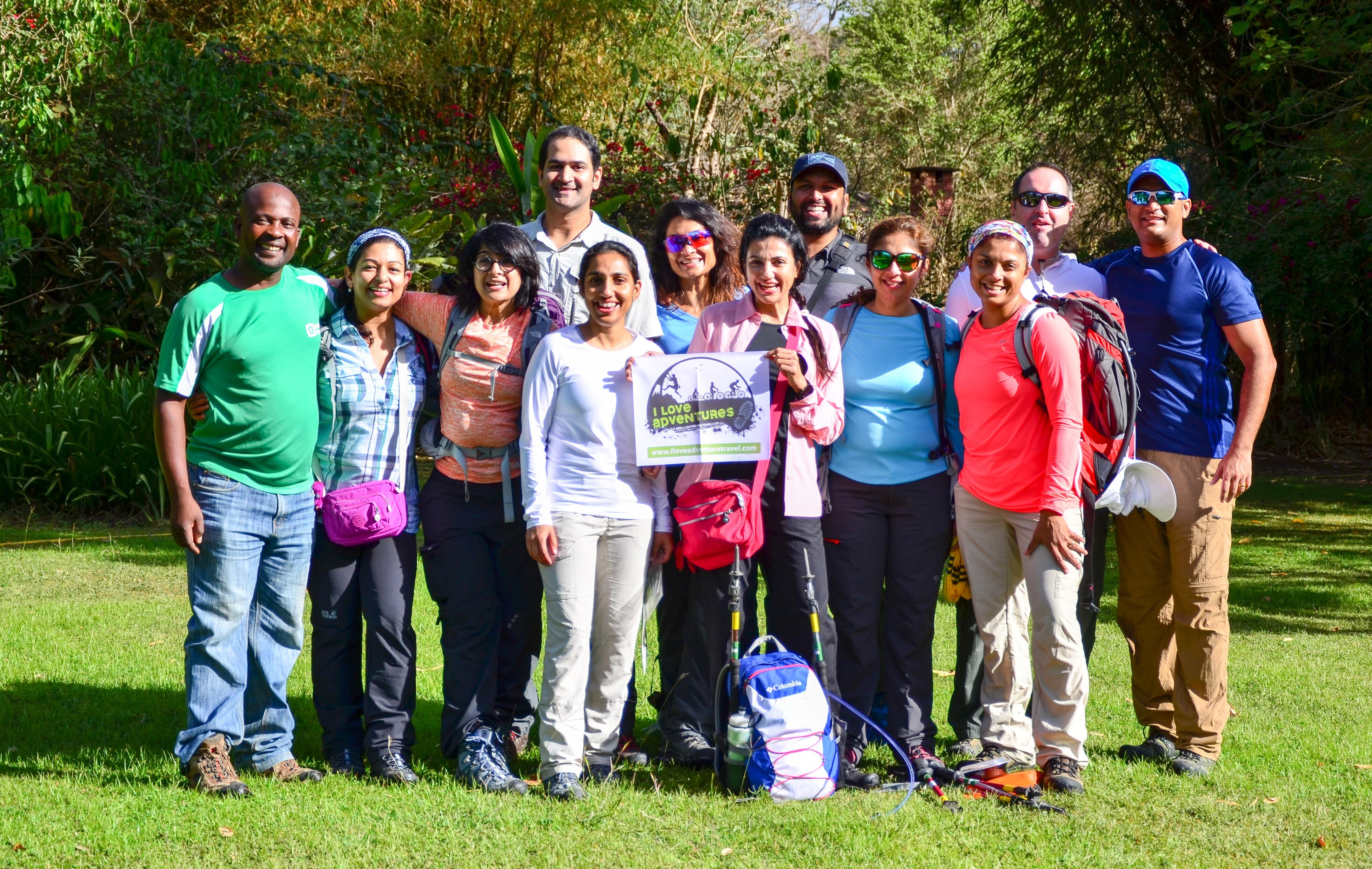 Experiencing Mount Kilimanjaro